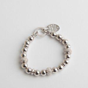 Henri Bendel Metal Full Diamond Bracelet